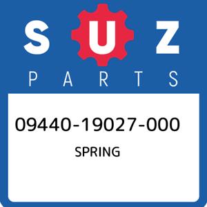 09440-19027-000-Suzuki-Spring-0944019027000-New-Genuine-OEM-Part