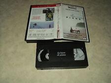 BOF LA LECON DE PIANO K7 VIDEO VHS PAL HOLLY HUNTER JANE C AMPION SAM NEILL