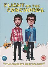 FLIGHT OF THE CONCHORDS - Series 1. Jemaine Clement, Bret McKenzie (2xDVD SET07)