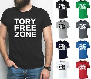 I HATE BORIS T-Shirt Protest Brexit Anti-Tory Bojo Johnson Remain Tee