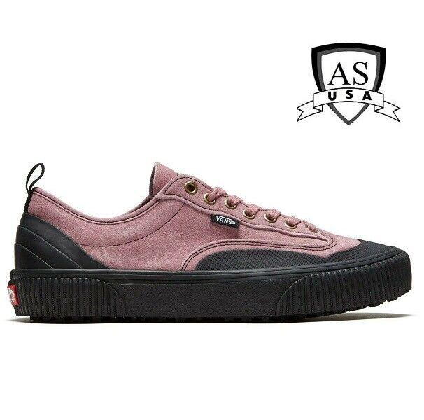 VANS Rata Vulc Men's Skate Shoes Size