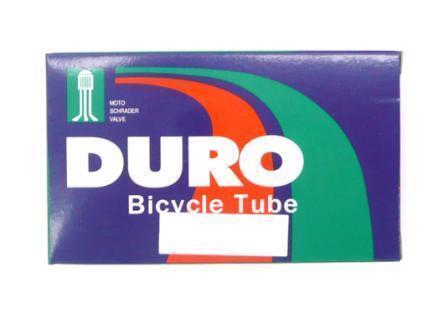 "4599 2x 28 X 1.1//2 A//V Schrader Valve Pair Duro 28/"" Vintage Bicycle Tube"