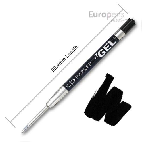 reduziert Parker Quink gel Übungsheft Kugelschreiber auffüllbar schwarz