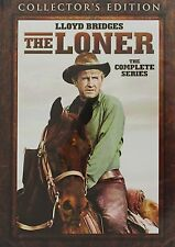 THE LONER: THE COMPLETE SERIES (Lloyd Bridges)  - DVD - Region 1 - Sealed