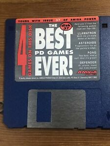 Amiga-Power-Magazine-cover-disk-37-The-Best-PD-Games-Ever-TESTED-WORKING