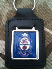 Princess of Wales Royal Regiment Military KEY RING / FOB