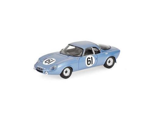 Rene Bonnet Djet Renault Edición Limitada Mans 1962 BZ457 extraño 1 43 nuevo en una caja Raro