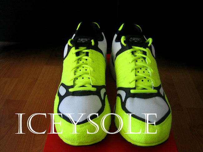 Men's Nike Air Zoom TALARIA '16 Volt Neon White Nikelab 844695-700 Sz 10.5 DS QS