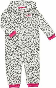 CARTER-039-S-GIRLS-1PC-VELOUR-LEOPARD-HOODED-COVERALL-GREY-PINK-VAR-SIZES-NWT