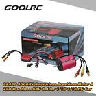 GoolRC S2430 5800KV Brushless Motor +25A Brushless ESC Combo Set for RC Car S8R6