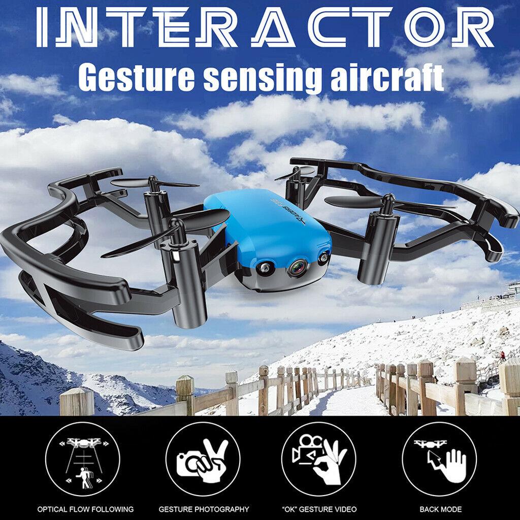 F31G V-sign  Drone APP Control Optical Flow Auto Follows 2MP HD telecamera Quadcopter  vendita online