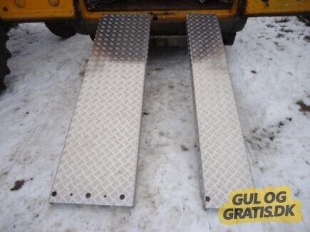 Tilbehør, Trailerbund Alu dørkplade, lastevne (kg): 2