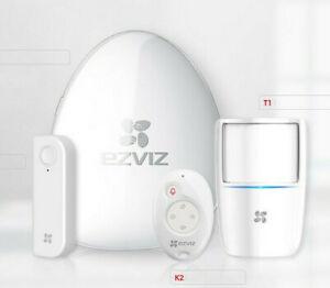 EZVIZ A1 Starter Kit Alarm (Bianco)