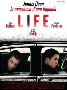 Affiche-40x60cm-LIFE-James-Dean-2015-Anton-Corbijn-Dehaan-Pattinson-NEUVE