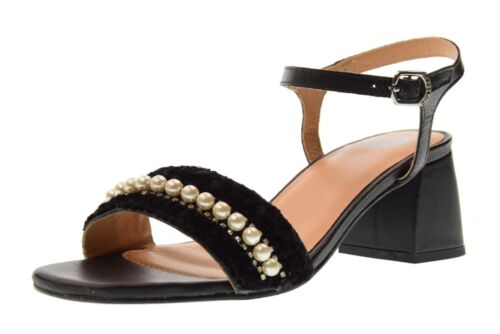Gioseppo Frau Sandalen 45342 P18g Schuhe Schwarz S7UwSr