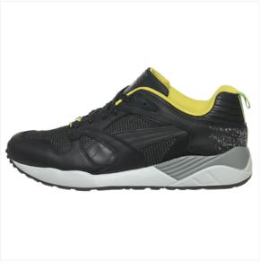 Puma XS850 Wilderness Black Green Yellow Mens Sz 6 - 13 Retail  120
