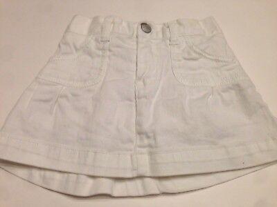 24M 18M 12 M 6-9 M Okie Dokie Infant Baby Girl Plaid Skirt Skort 3-6 Months