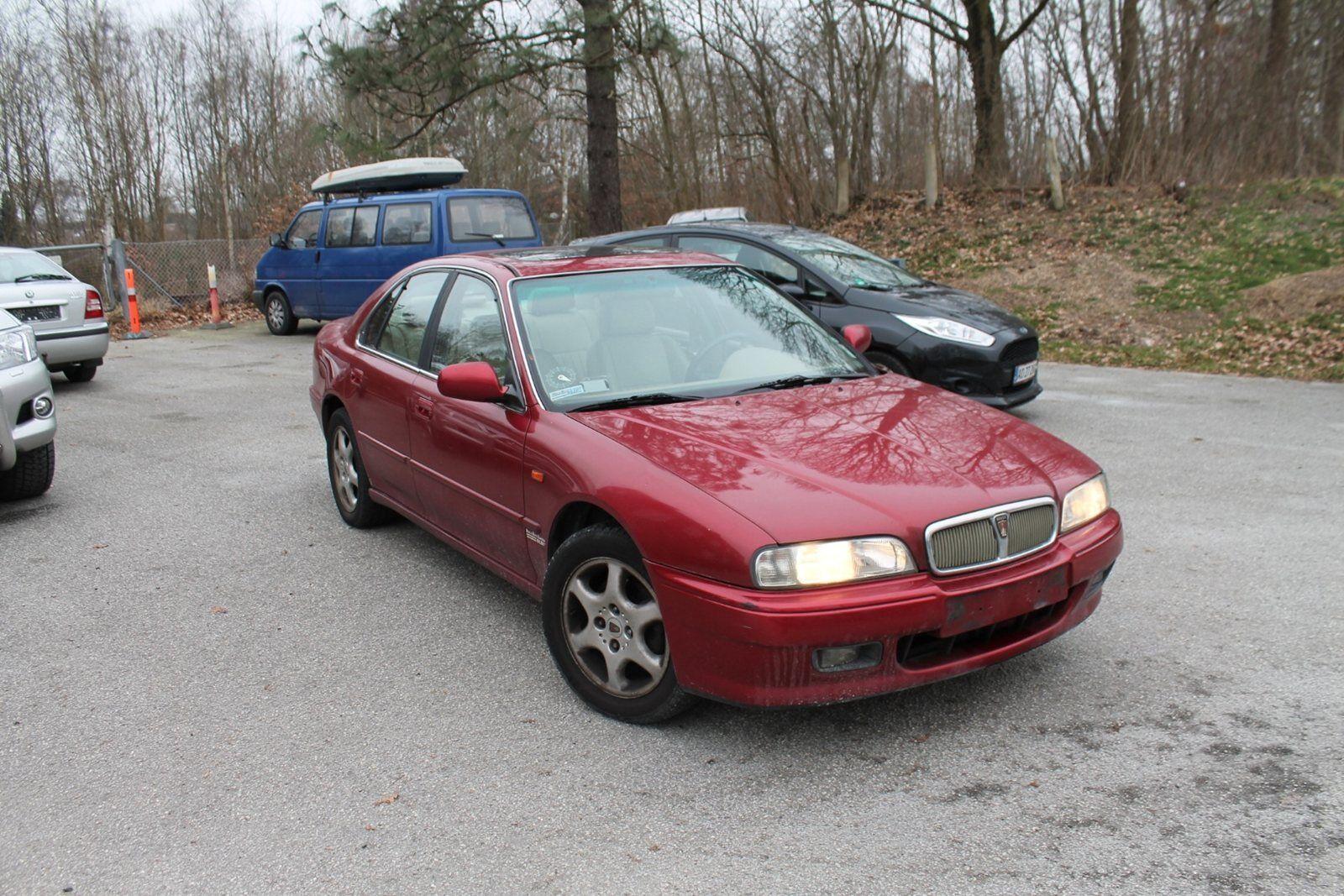 Rover 620 2,0 Ti 4d
