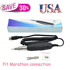 Dental Marathon Electric Micromotor Handpiece For Polishing cutting 35K RPM-USA