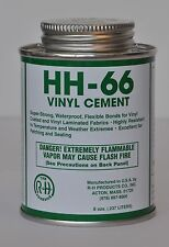 8oz HH 66 Vinyl Cement Adhesive Glue To Repair Tent or Inflatable Bounce House