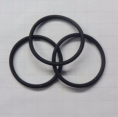 2 Sanitaire /& Eureka Vacuum Round Belts   part# 30563 30563B 52100