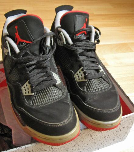 Nike Air Jordan 4 Bred 2012