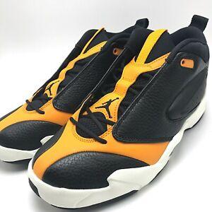 501fd99bd7df5 Details about Nike Jordan Jumpman Quick 23 Men's Basketball Black/Orange  Peel-Sail AH8109-008