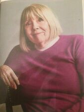 DIANA RIGG Photo Interview Times Weekend Supplement January 2016 NEW