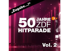 Artikelbild VARIOUS - 50 Jahre ZDF Hitparade Vol.2 - (CD)