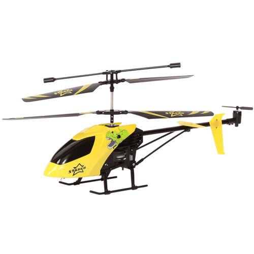 RC Helikopter VELO 3-Kanal Hubschrauber mit Gyro 40 cm Starkid 68212 910046