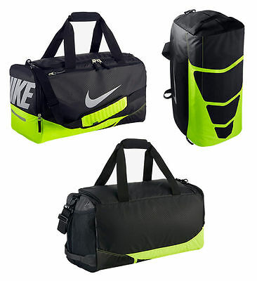 6594b1375ee9 Nike Max Air Vapor Team Training Duffel Bag Sports Holdall gym Travel Bag  Small