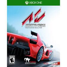 Assetto Corsa (Microsoft Xbox One, 2016)