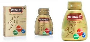 Revital-H-for-Men-Daily-Health-Supplement-Vitamins-Minerals-Ginseng-Free-Ship
