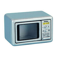 Miniature 11318 Miele Microwave Oven With Accessoires 1:12 For Dollhouse