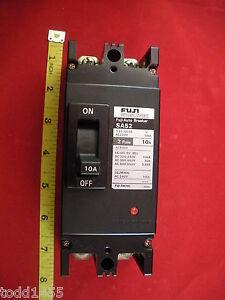 Fuji-Auto-Circuit-Breaker-SA52-2-pole-10A-25kA-220V-ac-220-240V-10-amp
