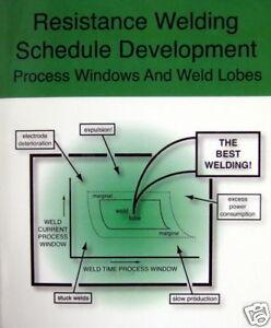 resistance welding schedule development book bob szabo ebay rh ebay com