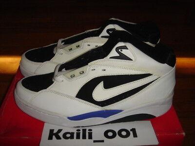 Nike Air Sonic Flight Mid Sz 13 OG Jordan Barkley VTG   eBay