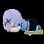 Is the Order a Rabbit Nesoberi 16/'/' Plush Doll~Chino Kafu Normal Version SG8339