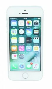 Apple-iPhone-SE-32-Go-Argent-reconditionne-Tres-Bon-Etat