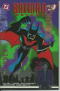 Belle Batman Beyond Tpb ( 1° Serie ) - Dc 2000 ( Comics Usa )