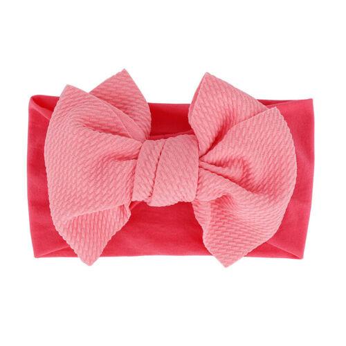 1PC Baby Girls Headband Elastics For Newborns Elastic Hair Head Hairband HOT////