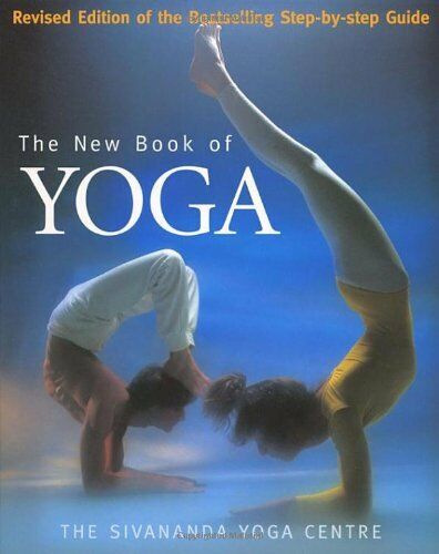 1 of 1 - The New Book Of Yoga by Sivananda Yoga Centre 0091874610 The Cheap Fast Free