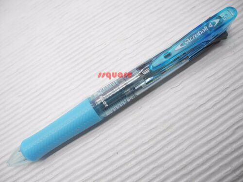 Pink Pilot BKAB-45EF Acroball 4 in 1 0.5mm Extra Fine Ballpoint Ball Pen
