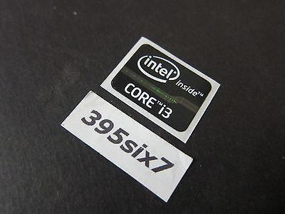Intel Core i3 Sticker 15.5mm x 21mm Ivy Bridge Version
