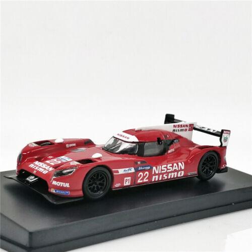 Spark 1:64 Nissan GT-R LM Nismo n.22 LMP1 Le Mans 2015 Diecast Model Car