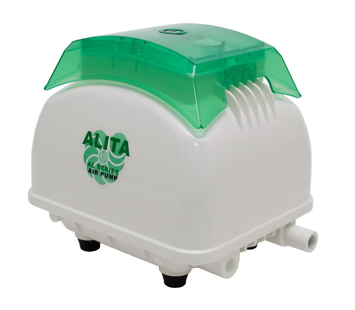 ALITA AL-40 60 80 Air Pump,Aquariums,Koi Pond, Hydroponics &more,3 YEAR WARRANTY
