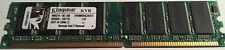 Kingston KVR400X64C3A/512 1GB 400MHz DDR Non-ECC CL3 (3-3-3) DIMM
