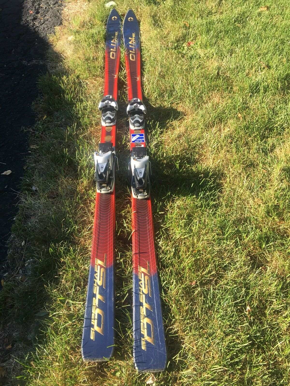 Olin Dtsl Skiis Super Shape