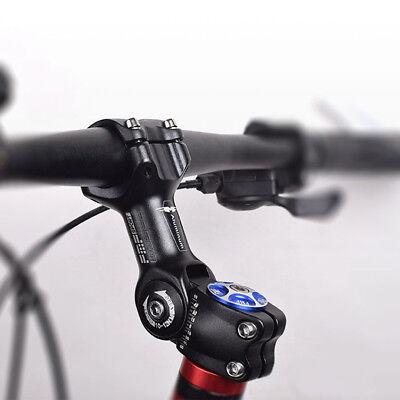 Metal Stem Riser MTB Bicycle Short Handlebar Stem Riser Cycling Accessories KV