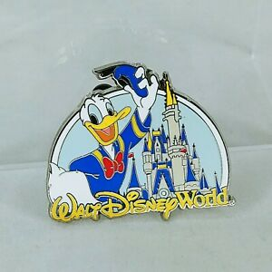Disney-Pin-WDW-Where-Dreams-Come-True-Starter-Set-Donald-Duck-52877